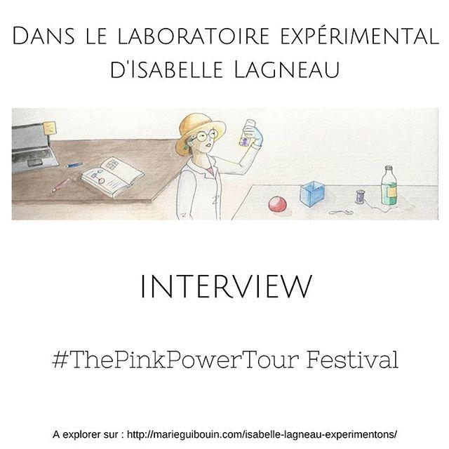 Dans le laboratoire expérimental d'Isabelle Lagneau interview par Marie Guibouin